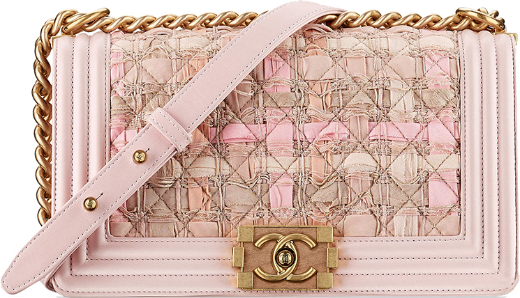 High Quality Replica Boy Chanel Cuba Tweed Wood Quilted Flap Bag Cheap For Sale