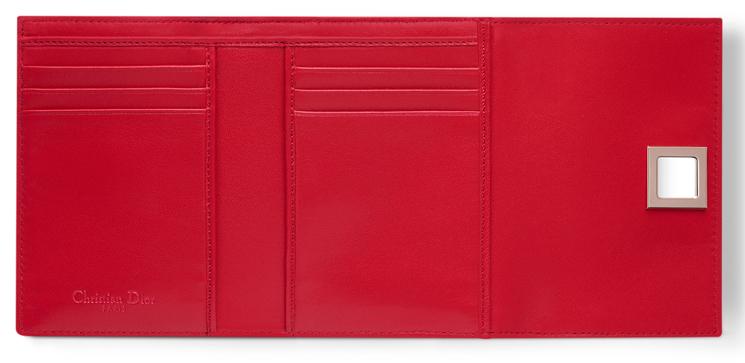 Dior Turn Me Dior Envolee Wallet