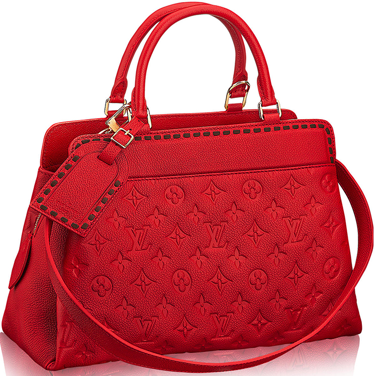 Louis Vuitton Vosges Bag