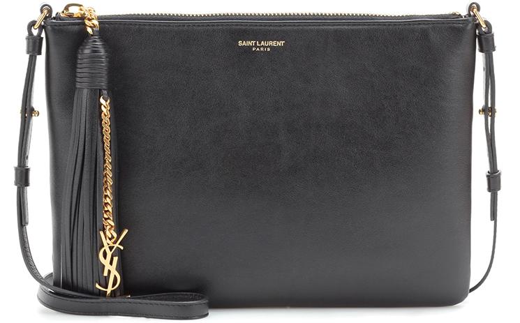 High Quality Replica Cheap Saint Laurent Small Flat Monogram Shoulder Bag