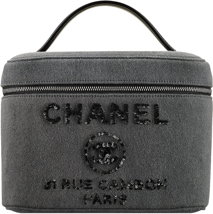 High Quality Replica Cheap Chanel Deauville Vanity Pouches