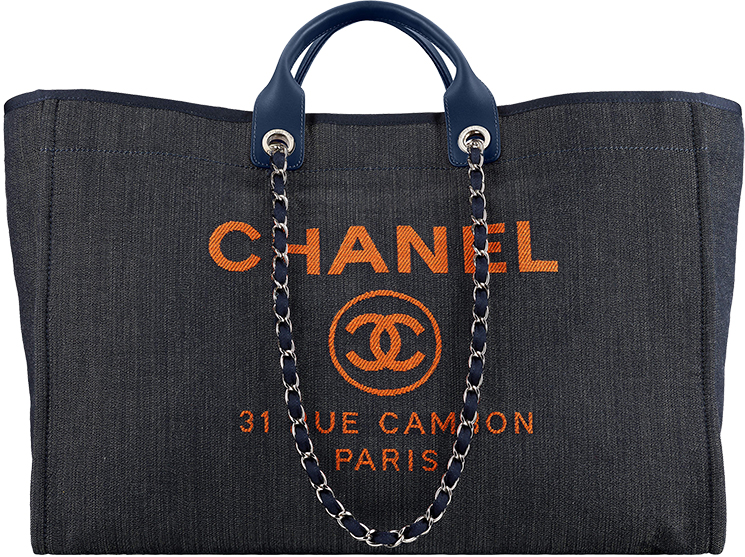 High Quality Replica Cheap Chanel Large Deauville Shopping Bag