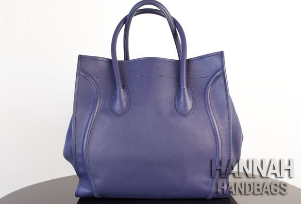 Celine-Phantom-Satchel-Navy-Blue-8