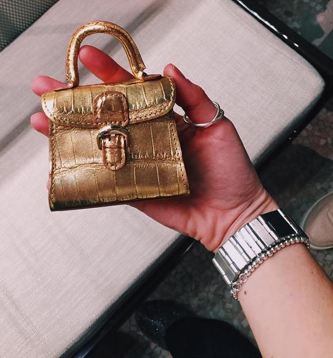 High Quality Repica Delvaux Brillant Bag Charm