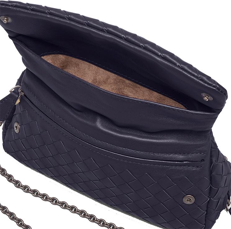 1b85c74f8561 Bottega Veneta Intrecciato Nappa Messenger Bag Replica Online ...