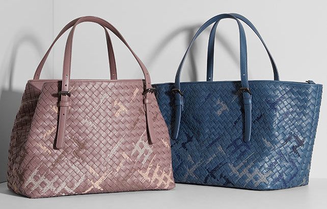 Bottega-Veneta-Intreciatto-Graffiato-Pattern